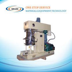 30L 60L 100L 200L Vacuum Planetary Mixer for Industry Slurry Mixing