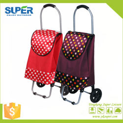 Lightweight Luggage Trolley Foldable Shopping Handcart