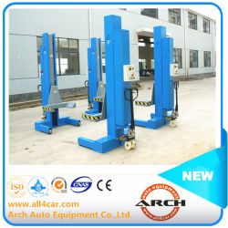 Hydraulic Auto Mobile Four Colu