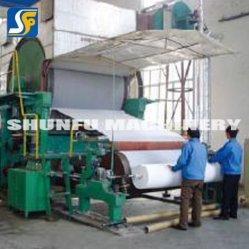 Whole Production Semi Automatic Toilet Paper Rolling Machine/ Production Machine