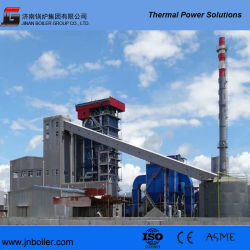 ASME/Ce 130t/H High Temperature High Pressure Steam/Hot Water/Thermal/Coal Steam/Oil/Gas Fired/Industrial/Circulating Fluidized Bed Boiler for Power Plant