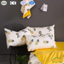 Ab Side Duvet Cover Fitted Sheet Bedding Set Cotton 4PCS Set