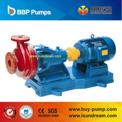 High Concentration Sulfuric Acid Plastic Centrifugal Chemical Oil Process Pump