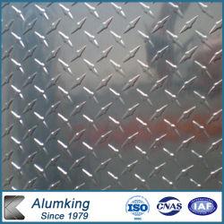 1100 Embossed Aluminium Sheet for Tread Plates