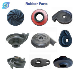 Ultra Chrome Alloy Ductile Iron Slurry Spare Parts