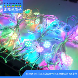 Full Color LED RGB Hl-3325-50RGB Point-Source of Light in IC