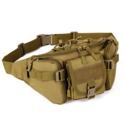 Unisex Utility Tactical Military Camping Hiking Outdoor Waist Belt Bag