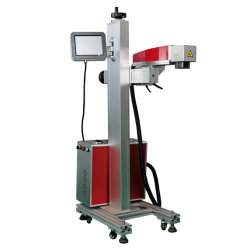 20W/30W/50W Fiber/CO2/UV/Green Laser Marking Machine for Metal and Nonmetal