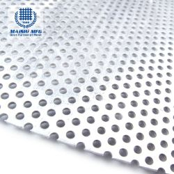 Stainless Steel Perforated Metal Screen Sheet
