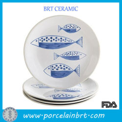 Fish Painting Simple Bulk Cheap Dinner Plates  sc 1 st  Made-in-China.com : cheap dinner plates in bulk - pezcame.com