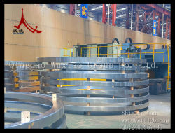 1.5MW-7.5MW Wind Tower Forging Flange