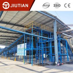 Steam Indirect Heating Dryer Suitable for Drying Slurry Material