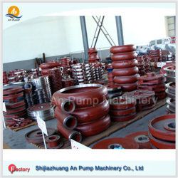 Hight Quality Centrifugal Slurry Pump Parts