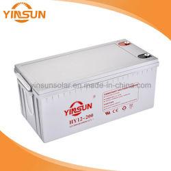 12V200ah Lead Acid Battery for Home Solar Energy PV System