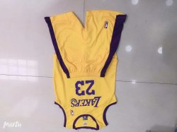 Men's Basketball Stock Sports Clothes Jersey Garment