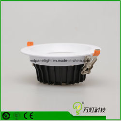 High Power 5W Aluminum Ceiling LED Downlight Factory Wholesale Price