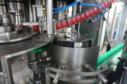 Beverage Filling Machine with Sport Cap