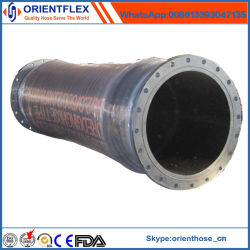 Wear-Resistant Rubber Slurry Pipe
