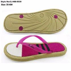 b8369784ed00 Cheap Printed Sole Ladies Flip Flops EVA Women Shoes Sandals