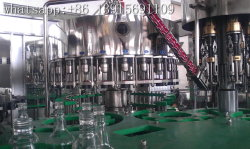 Automatic Plastic Bottle Water Filling Packaging Equipment