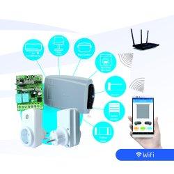 Automatical Wireless Smart WiFi Receiver Yet402PC