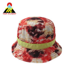 Wholesale Polyester Sublimation Plain Custom Womens Bucket Hat 31cb4b25f085