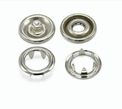 Wholesale Fancy Prong Round Shirt Metal Snap Buttons for Trousers d52ee4f47b18