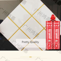 Good Sales Colorful Tile Silicone for Seam Filling & Joint Waterproof Slurry