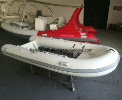 Liya 2.7m-8.3m Deep V Hull Inflatable Boats Aluminum Dinghy Boat