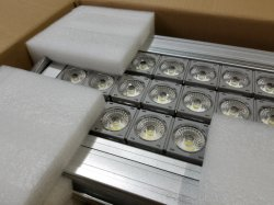 540watt LED Flood Lights for Sport Pitches, Football Stadium/Tennis Court