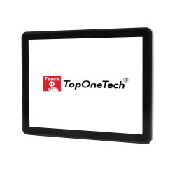 No MOQ Custom OEM 15 Inch Open Closed Frame Pcap Multi Touchscreen Touch Sensor Screen Film Monitor LCD with 4: 3 Display Reliable China Factory Low Nre Charges