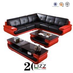 China Top Grain Leather Sofa