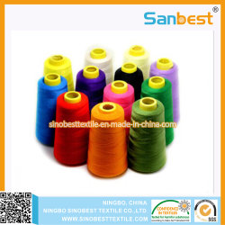 40s/2 100% Spun Polyester Sewing Thread for Shirts
