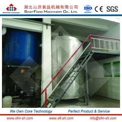Best Performance Modified Starch Processing Machine