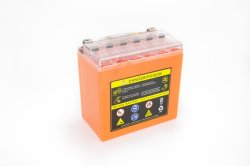 12V 14ah Ytx14-BS Outdo Digital Display Gel Mf Maintenance Free Factory Activated Power Sports High Performance Rechargeable Lead Acid Motorcycle Battery