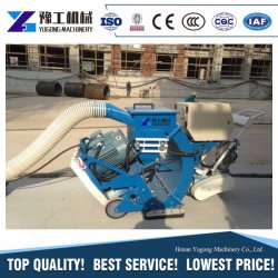 Industry Floor Coating Pretreatment Blasting Machine