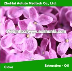 Hot Sale100% Nature Clove Oil & Medicinal Spices Oil