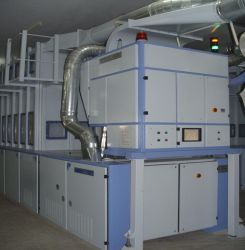Foreign Fiber Sorting Machine in Spinning