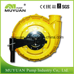 High Efficiency Super Duty Slag Granulation Centrifugal Gravel and Sand Pump