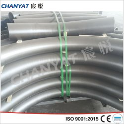 Welded 6D 75 Degree Alloy Steel Offset Bend A234 Wp9