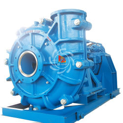 High Pressure Sand Mining Booster Pump Sand Pump Slurry Pump