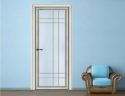 Aluminum Alloy Art Tempered Glass Washroom Door & China Washroom Door Washroom Door Manufacturers Suppliers   Made ...