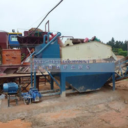 Find Sand Recycling Machine for Sediment Separation and Fine Sand Recovery