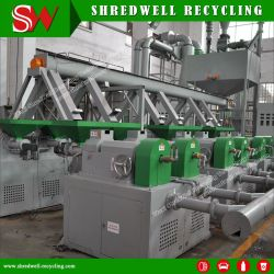 Pulverizer/Grinding Machine for Milling Rubber Granule to Rubber Powder