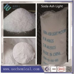 Soda Ash Light 99% for Detergent Na2co3