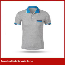 Fashion Design Clothes for Golf Sports T-Shirt Wear (P114)