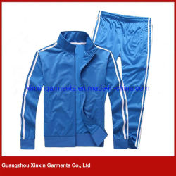 Guangzhou Factory Wholesale Manufacture Cheap Polyester Sport Suit for Jogging Wear Clothes (T30)