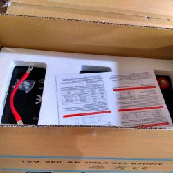Free Shipping 12V 90ah Rocket Battery