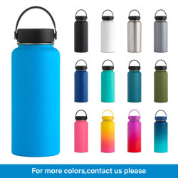 Wevi Insulated Thermos Stainless Steel Sports Reusable Water Bottle
