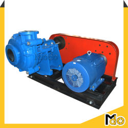 45#Carbon Steel Shaft Slurry Pumps for Beneficiation Plants